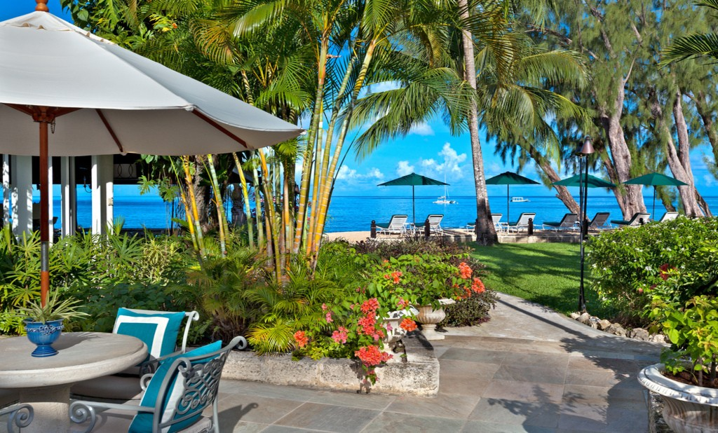Coral Reef Club| Courtesy of Coral Reef Club, Barbados.