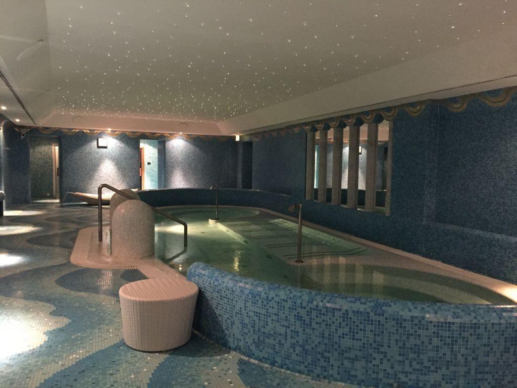 Spa at Hotel de Russie | © Maria Pasquale