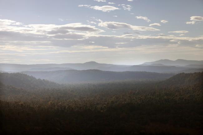The vast Cardamom Mountains I © Wildlife Alliance