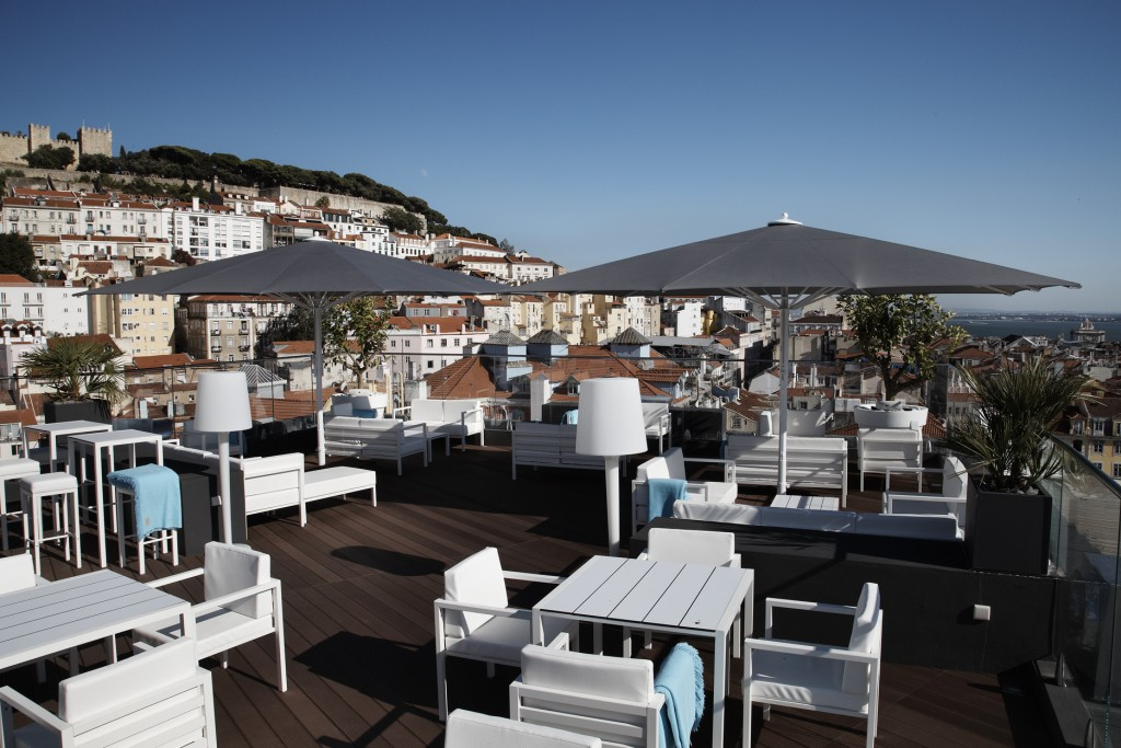 Rooftop Bar © Hotel Mundial