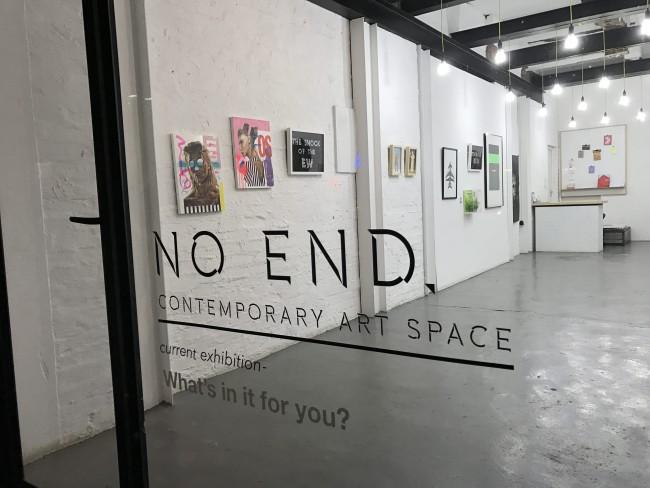 No End Contemporary Art Space | Image courtesy of No End