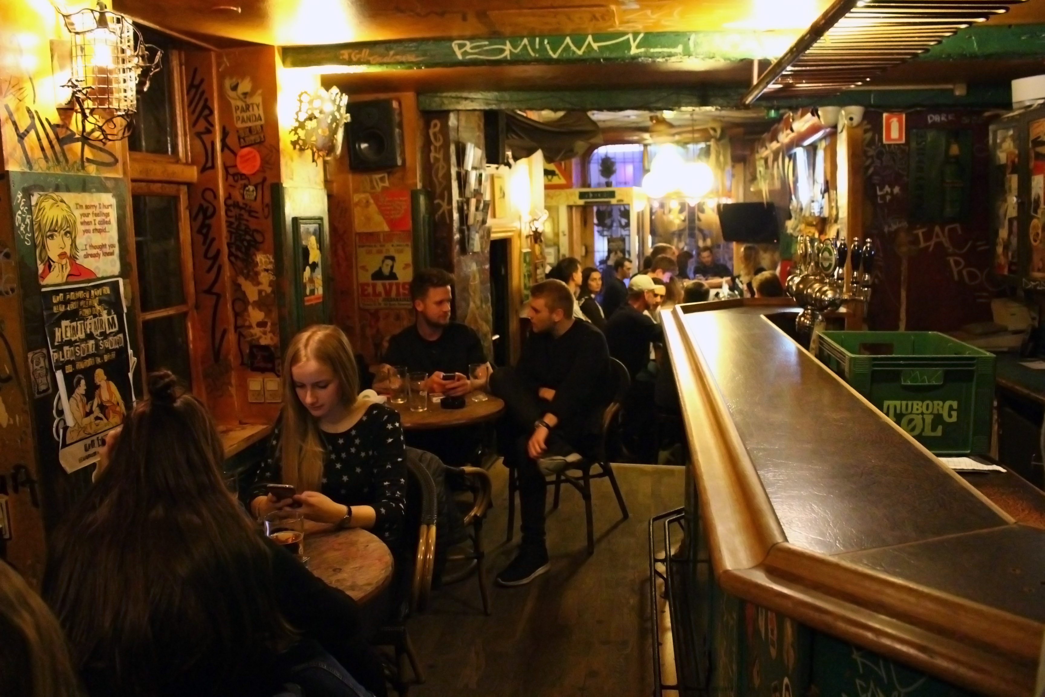 The Best Cheap And Smoky Bars In Copenhagen