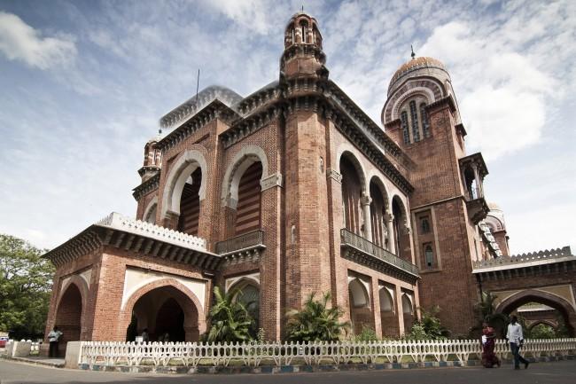 Madras University | © Balaji