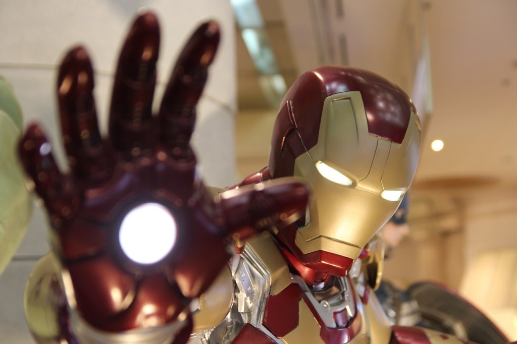Ironman, a Marvel hero |© Heartywizard / Pixabay