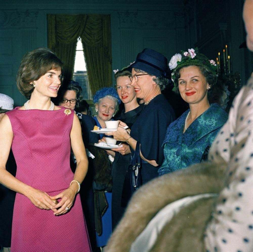 Jackie Kennedy had a signature style   © manhhai/Flickr
