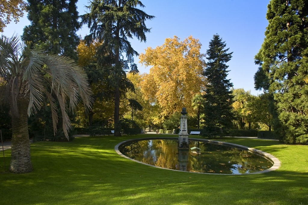 The Botanical Gardens in Madrid | © Madrid Destino y Cultura Turismo y Negocio