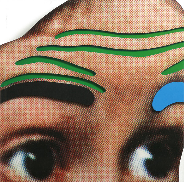 Raised Eyebrows Furrowed Foreheads book © John Baldessari. Courtesy of Marian Goodman Gallery London