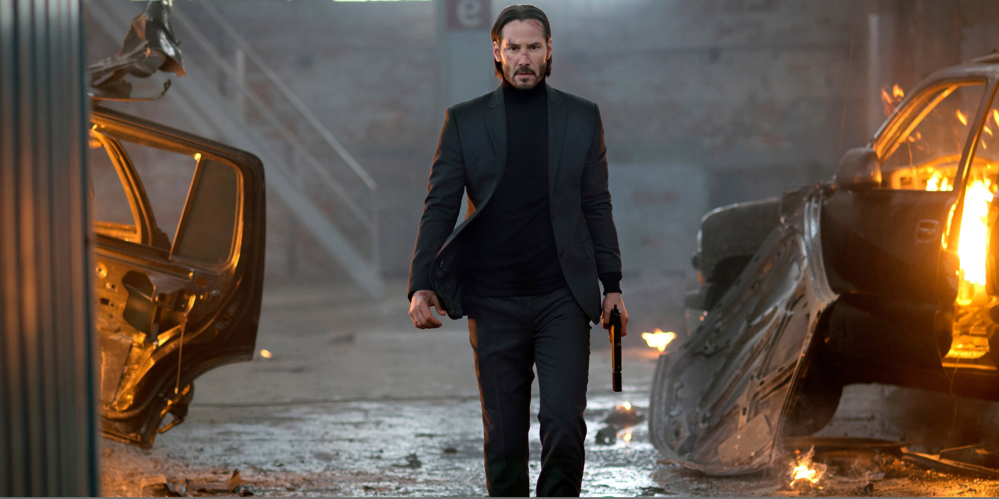 John Wick Chapter 2 Review Keanu S Excellent Action Adventure