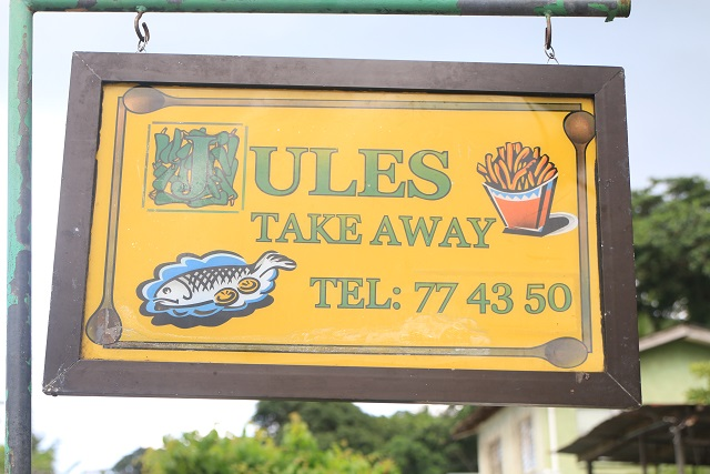 Jules Takeaway | @Joe Laurence/Seychelles Newsagency