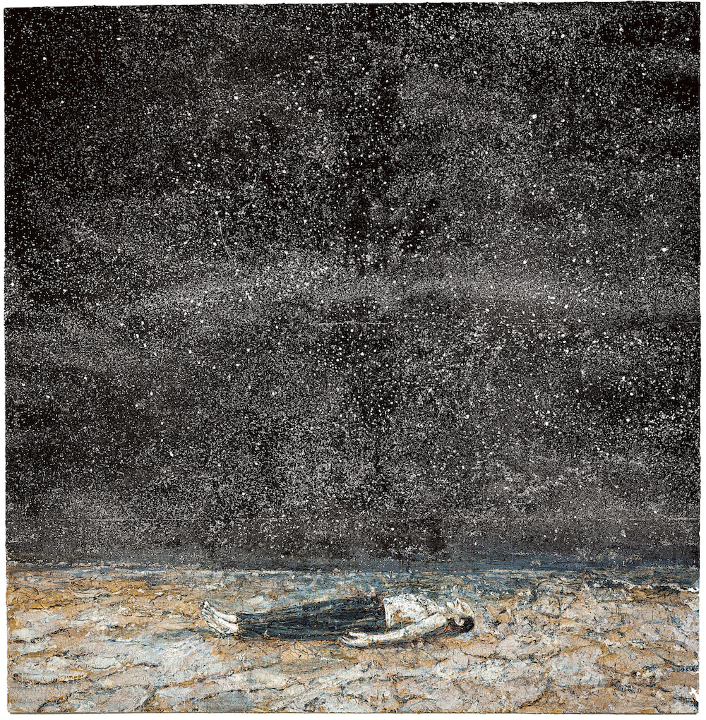 The Renowned Orders Of The Night by Anselm Kiefer   Guggenheim Museum Bilbao