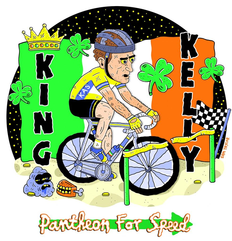 Sean Kelly as King Kelly.   © Sam Taylor