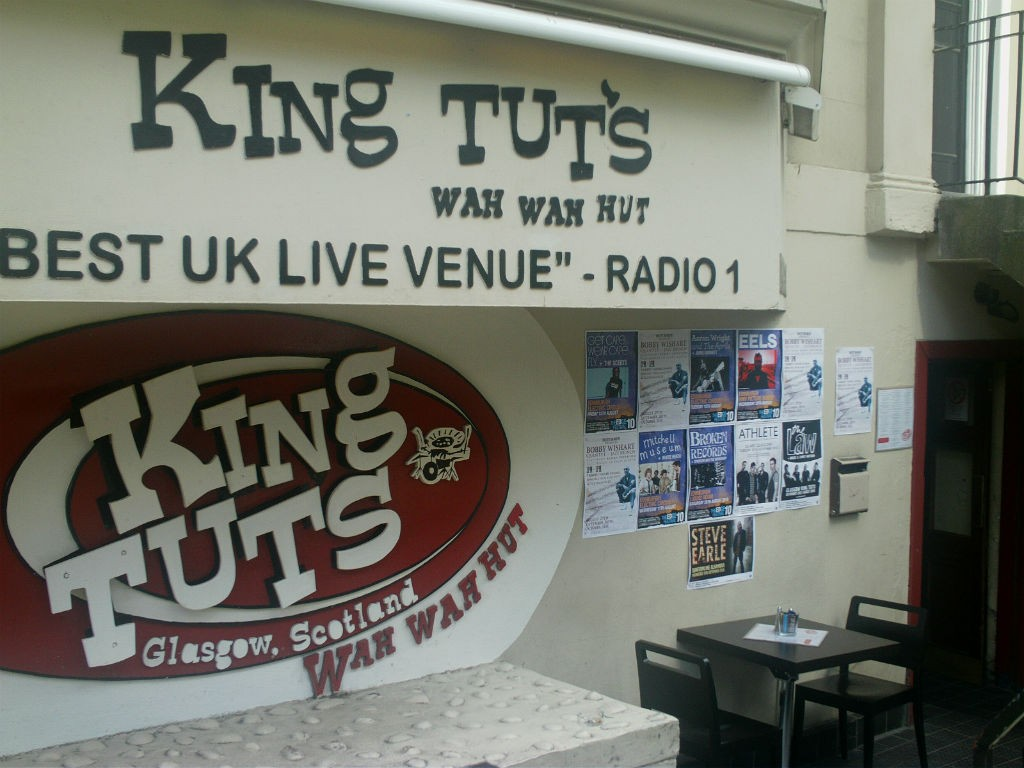 King Tut's Wah Wah Hut | Courtesy of Glasgow Life