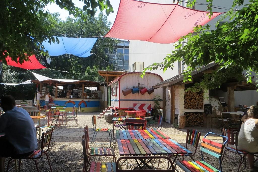 Koleves bar Budapest