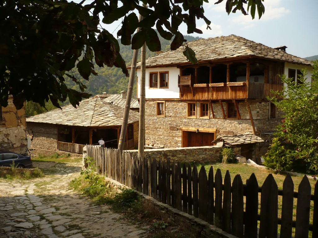 Kovachevitsa village | © Petko Yotov/WikiCommons