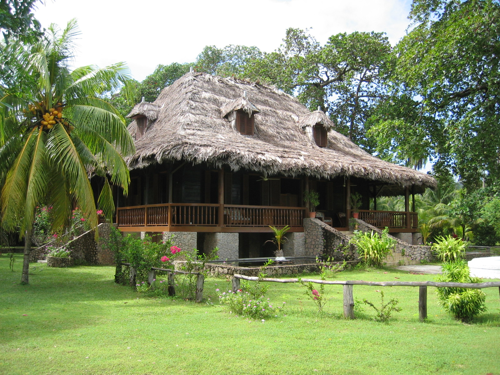 The La Digue Plantation house | ©tiarescott/flickr