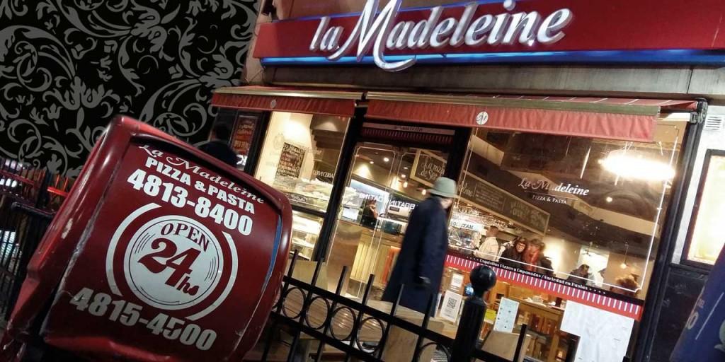 La Madeline  © La Madeline