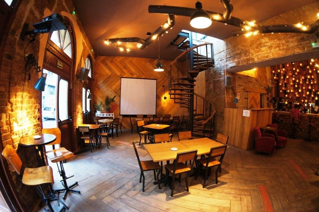 Leibling bar Budapest