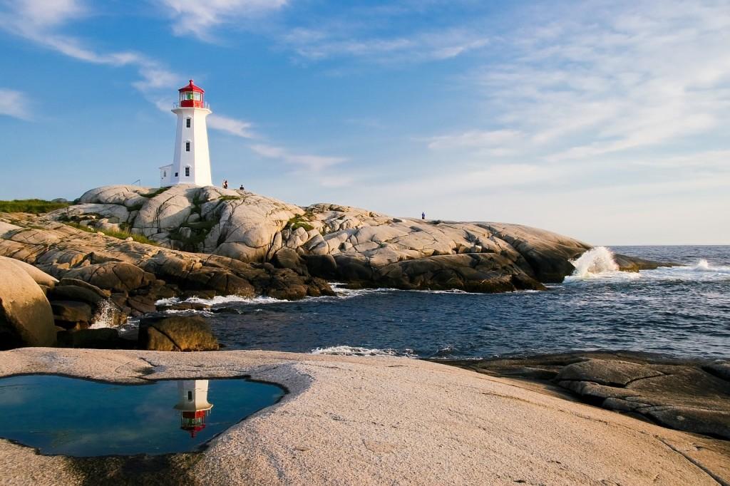 Cape Auguet Lighthouse | © Pixabay