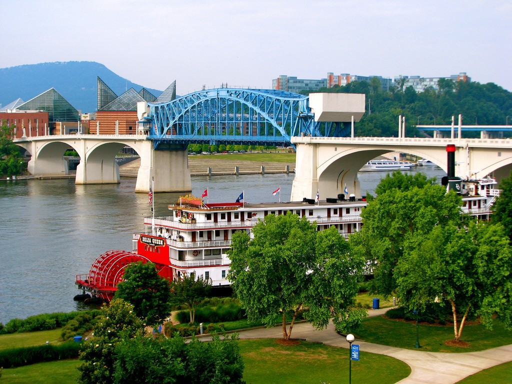 Chattanooga / (c) Jeff Gunn / Flickr