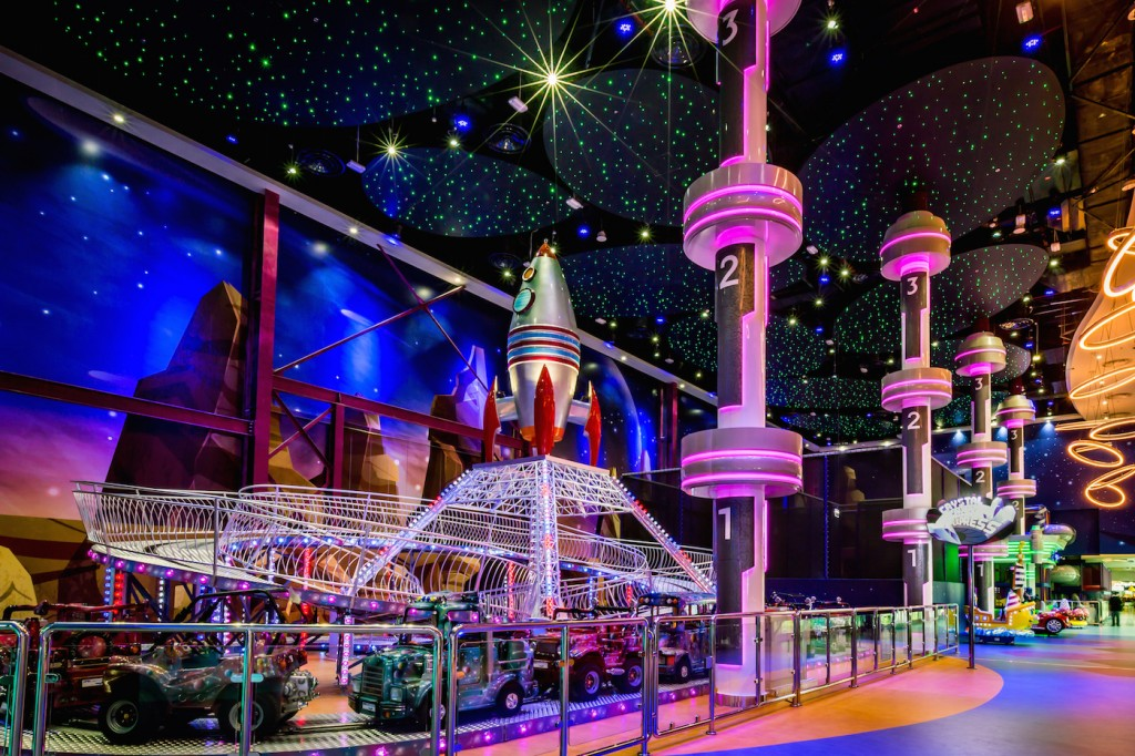 Magic Planet | Courtesy of Majid Al Futtaim Leisure and Entertainment
