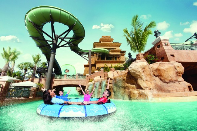 Atlantis WaterPark | Courtesy of Atlantis