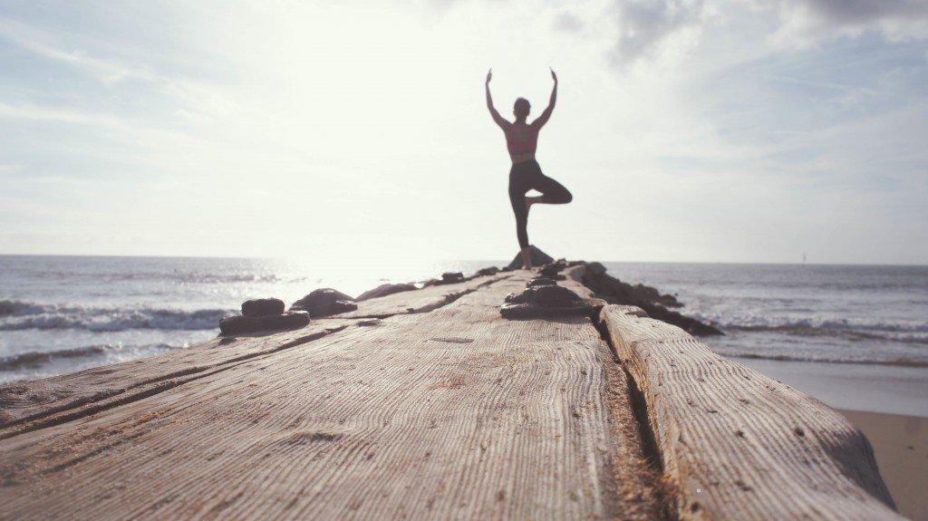 Yoga | © Marion Michele / unsplash