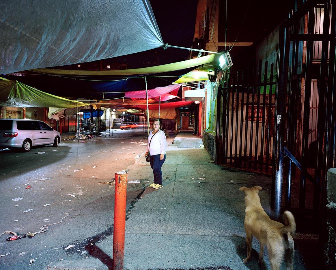 MAYRA DEBAJO DE LAS LONAS, Mexico City 2016 @ Anja Jensen, VG Bildkunst, Bonn 2017