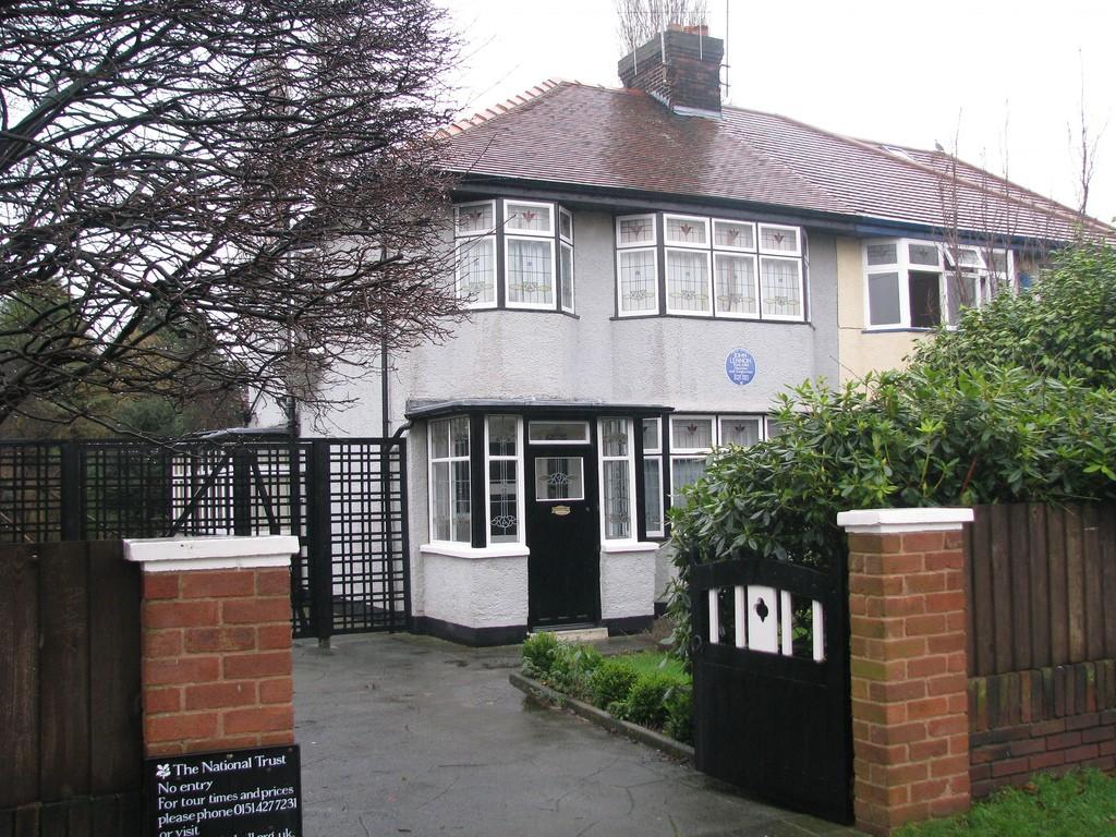 Mendips, John Lennon's original home