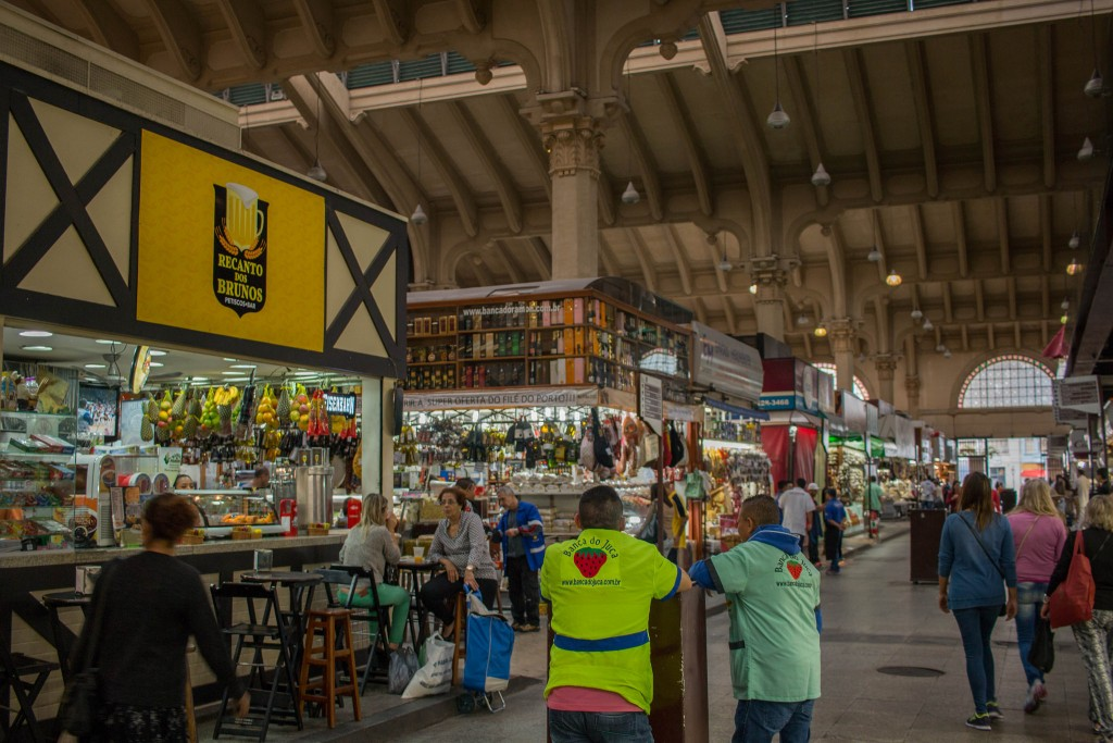 Mercado Municipal © LWYang/Flickr