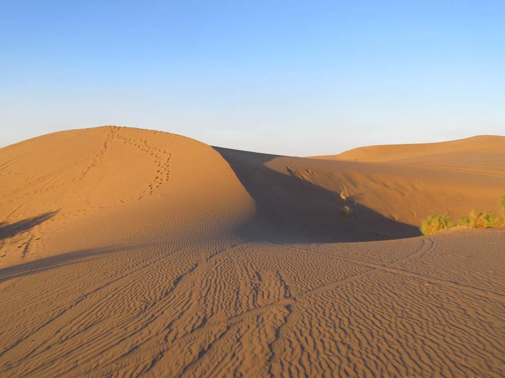 Sand dunes of Mesr Desert | © Naintours / Flickr
