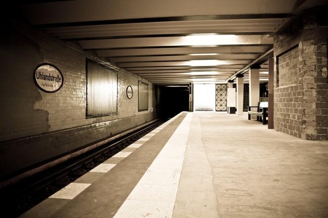 Berlin had many 'ghost stations' | © 933037/Pixabay