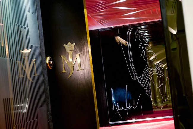 Michael Jackson Mansion | courtesy of Sofitel Macau