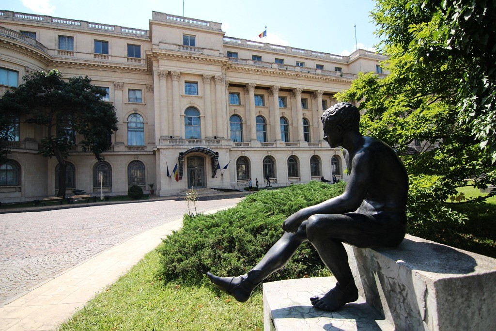 National Museum of Romanian Art | © Nicu Buculei / Flickr