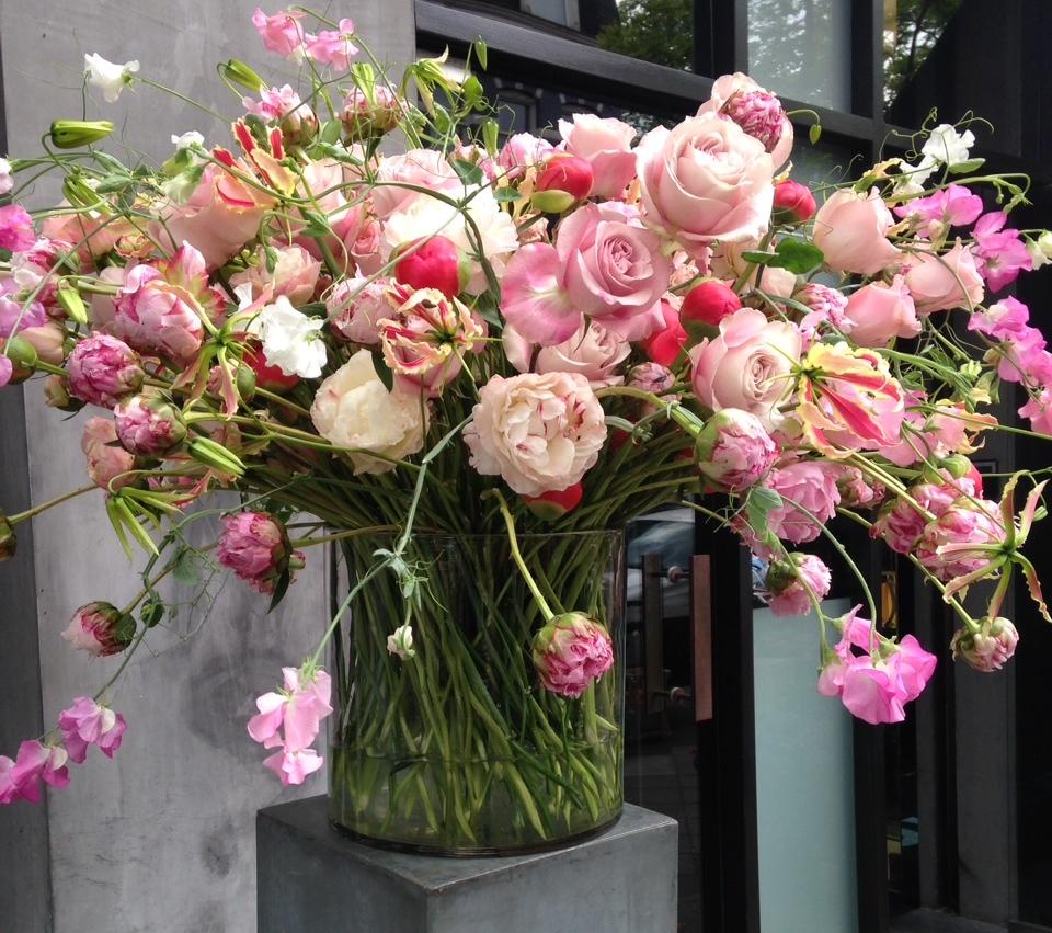 A bouquet by Menno Kroon | © Menno Kroon
