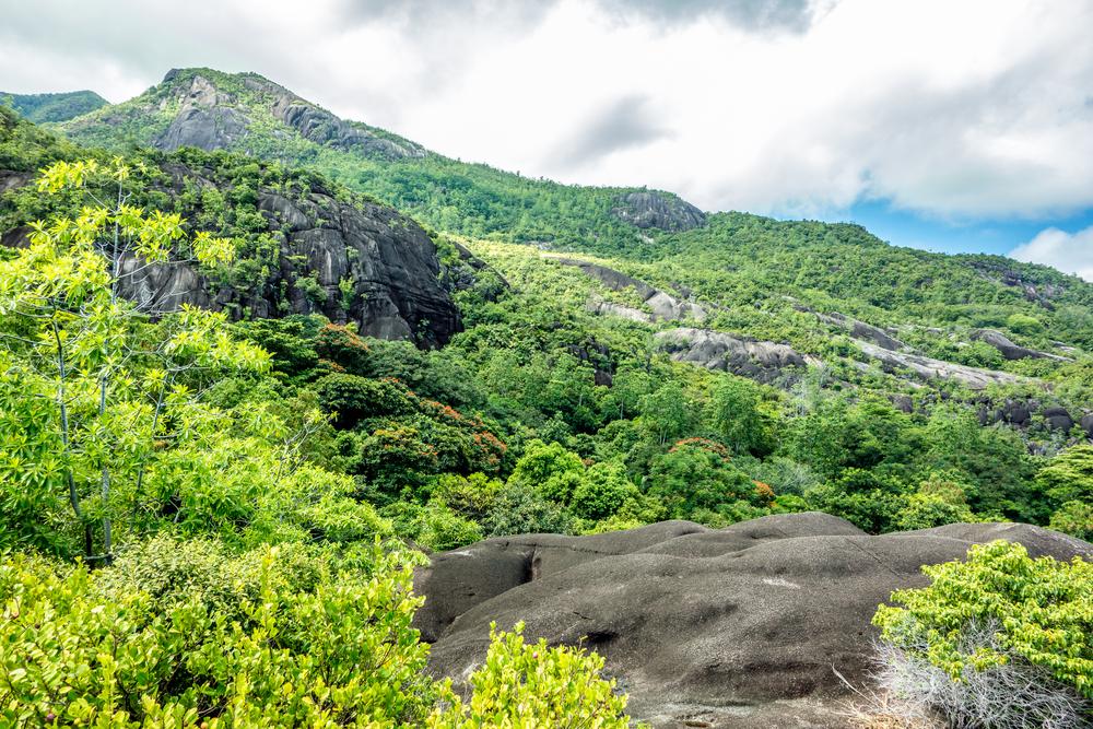Morne Seychellois, the highest point on Mahe. | ©KarlosXII/shutterstock