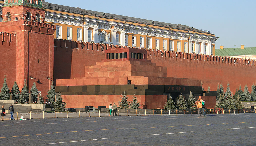 Jew Detector: A Guide To Visiting Lenin's Mausoleum