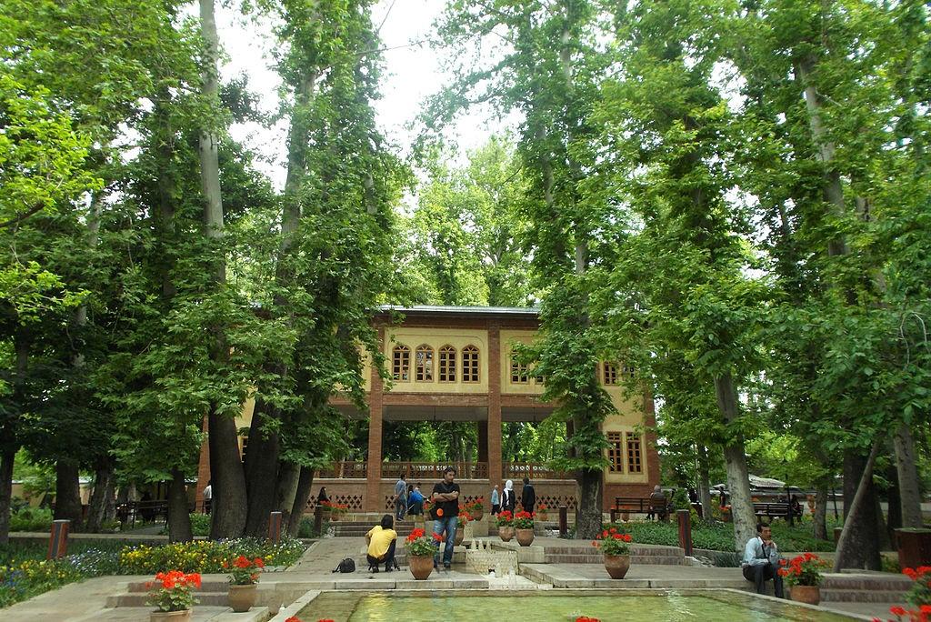 Iranian Garden | © Anvar11 / Wikimedia Commons