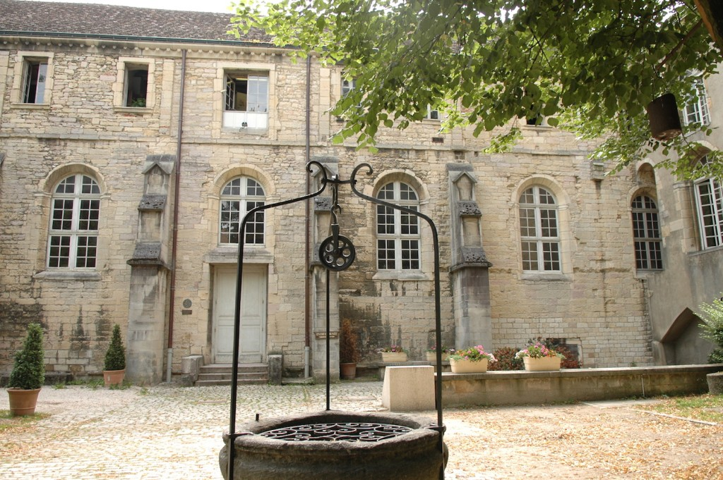 Archeology Museum in Dijon ©Côte d'Or Tourisme/F. Bonnard