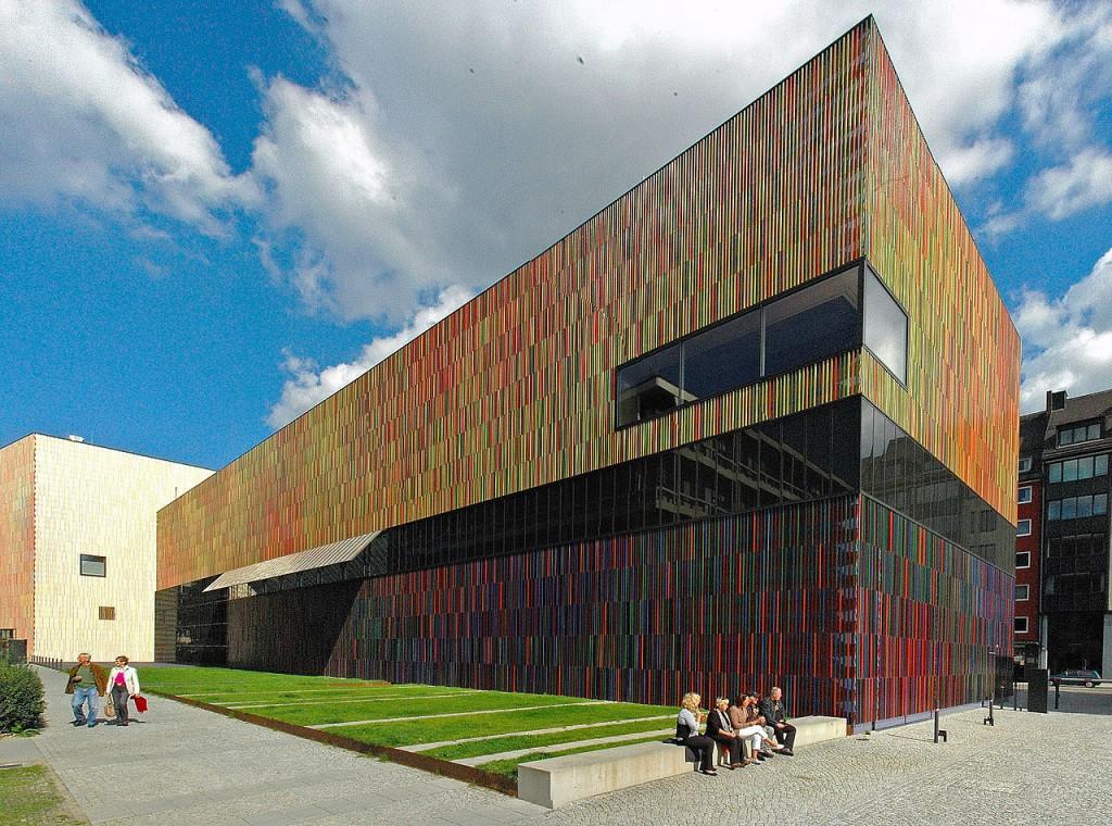 Museum Brandhorst © Guido Radig / Wikicommons