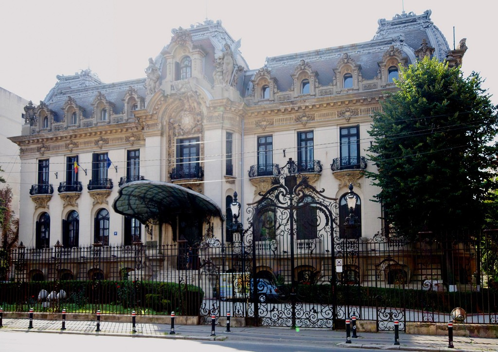 George Enescu Museum | © Iacob Sabin / Flickr