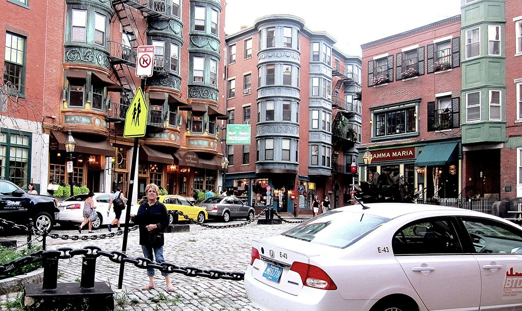 North End | © Jeff Rosen / Flickr