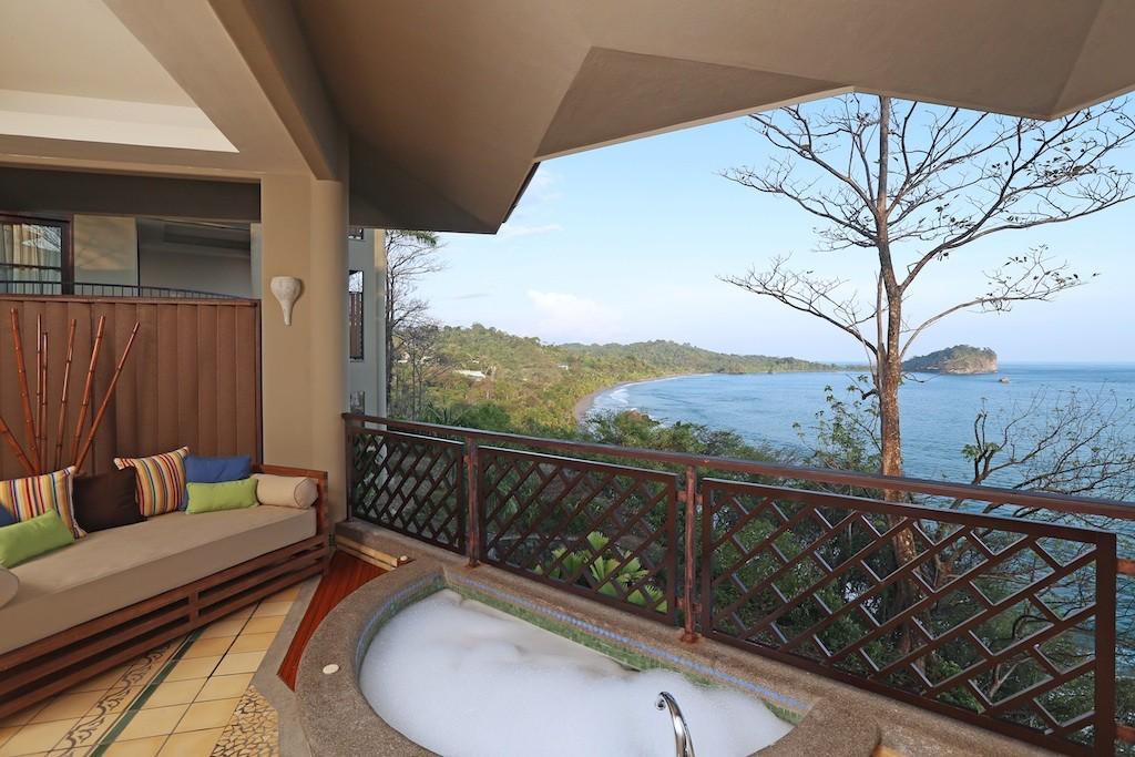 Ocean View Premium Suite-terrace