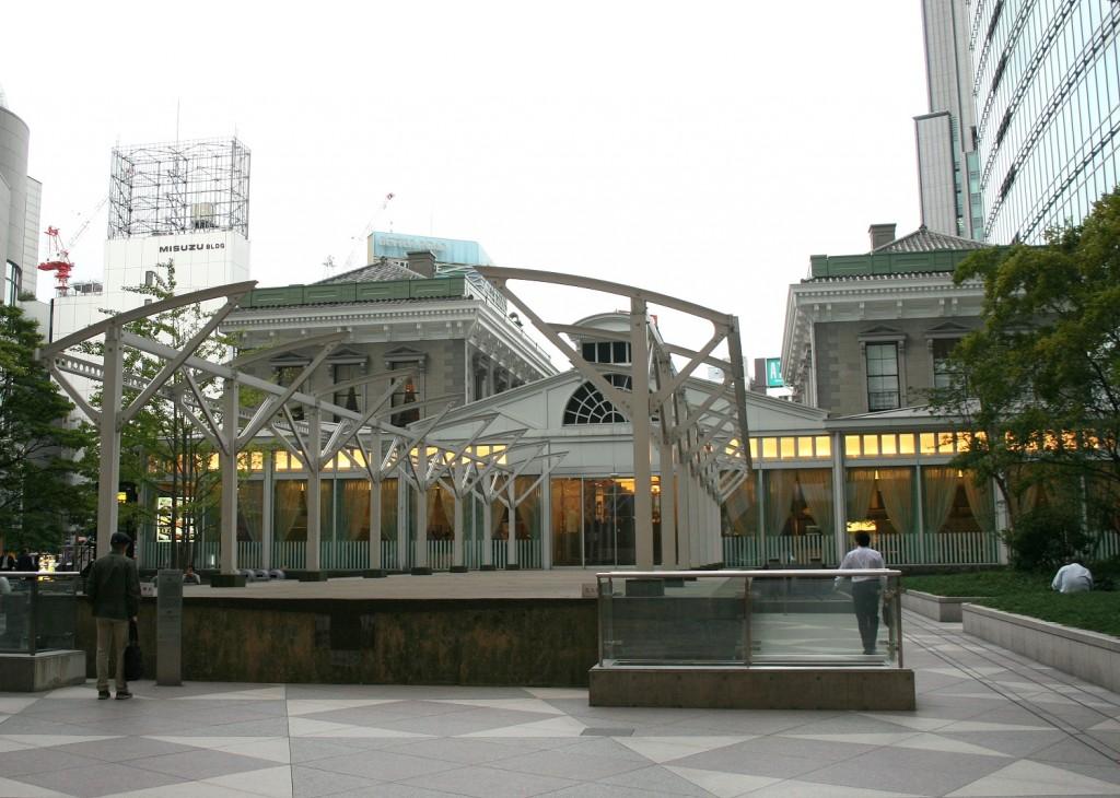Old Shimbashi Station | © Sushiya / WikiCommons