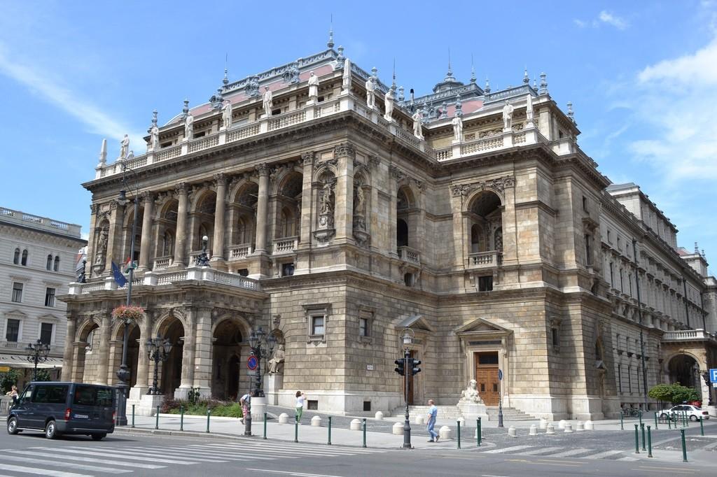 Hungarian State Opera House Budapest