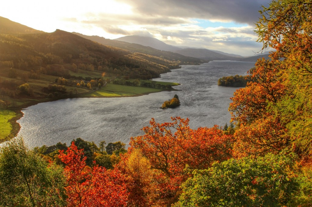 Loch Tummel | © Jacob Martin/Flickr