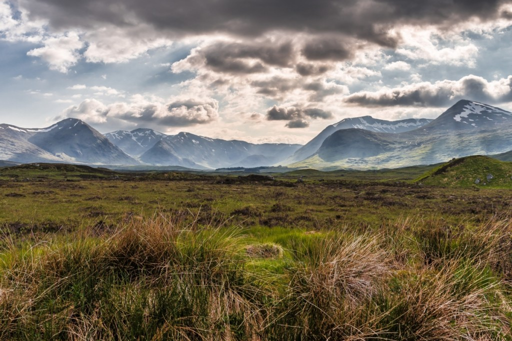 Rannoch Moor | © Chris Combe/Flick
