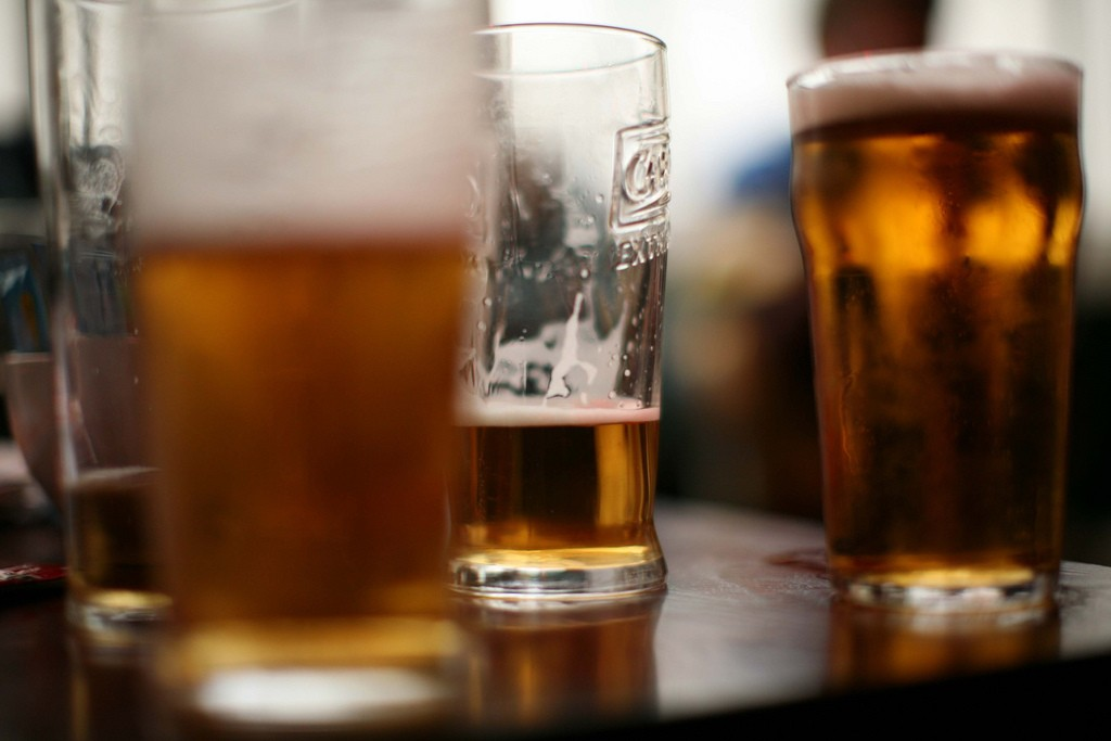 Beer |© Bruno Girin / Flickr