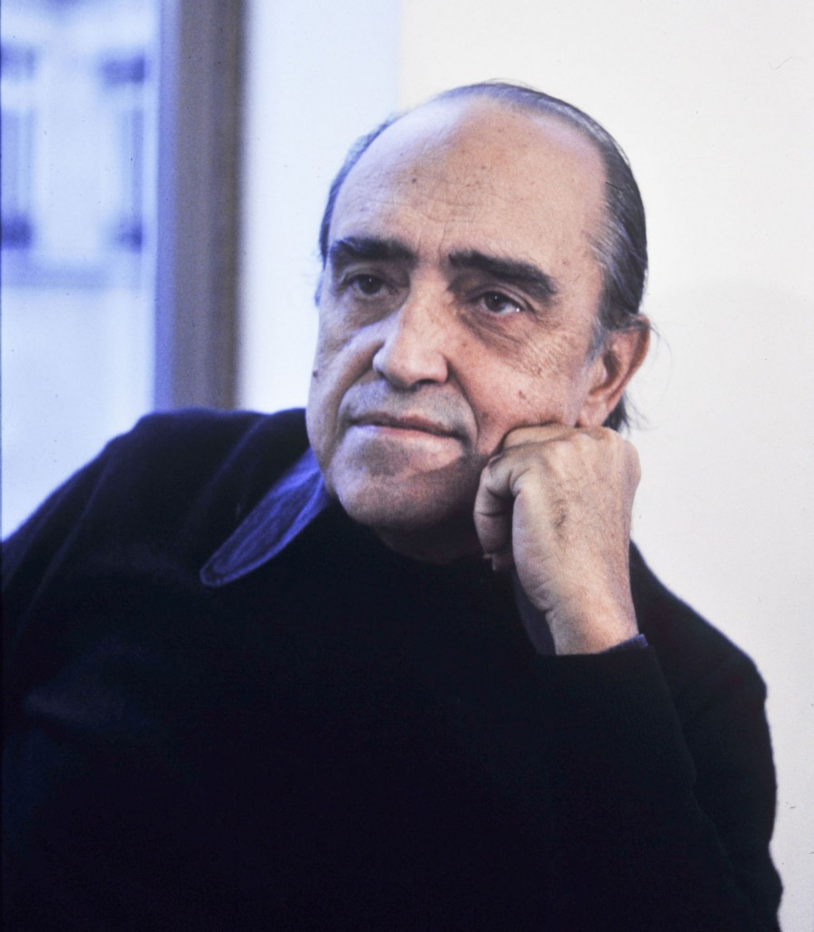 Oscar Niemeyer © Roger Pic/Wikimedia CC