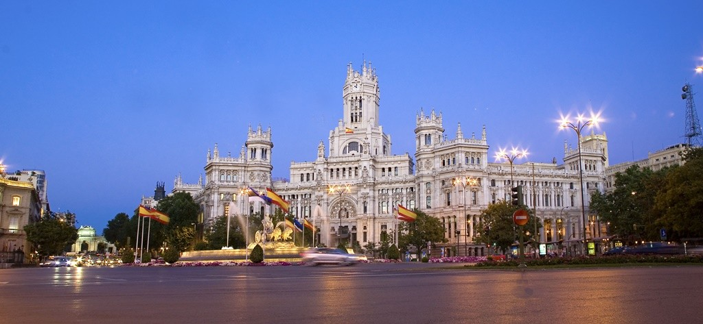 A Brief History of the Palacio de Cibeles