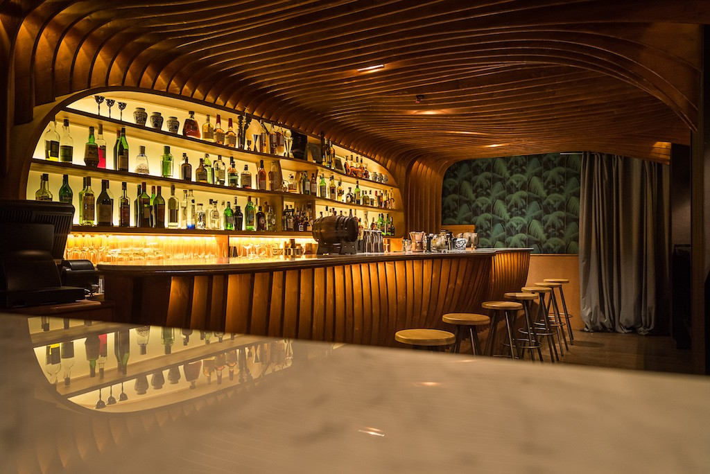 Top 7 Bars with Beautiful Interiors in Barcelona